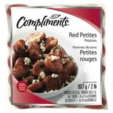 Small red potatoes