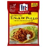 Chicken tinga seasoning mix
