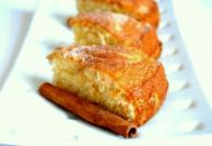 Cinnamon Teacake Recipe