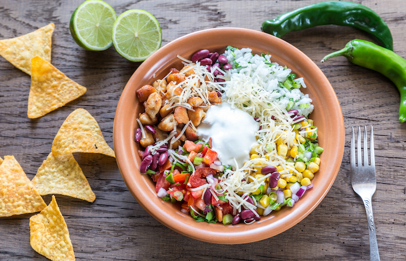 Burrito Bowl Recipe