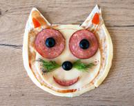 Kitten Pizza for the Kids Recipe