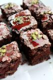 Chocolate Berry Brownies Recipe