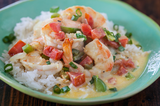 Coconut Curry Shrimp with Coconut Rice Recipe List - SaleWhale.ca