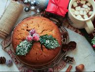 Christmas Fruitcake Recipe