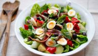 Cantabrian Anchovy Salad Recipe