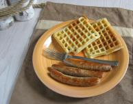 Sweet Cinnamon Waffles Recipe