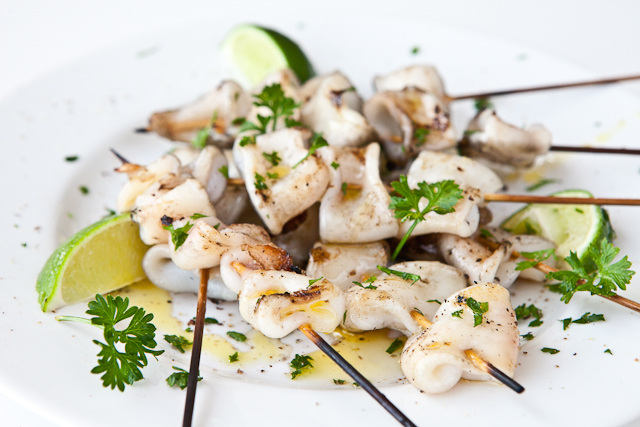 Grilled Calamari Recipe List - SaleWhale.ca