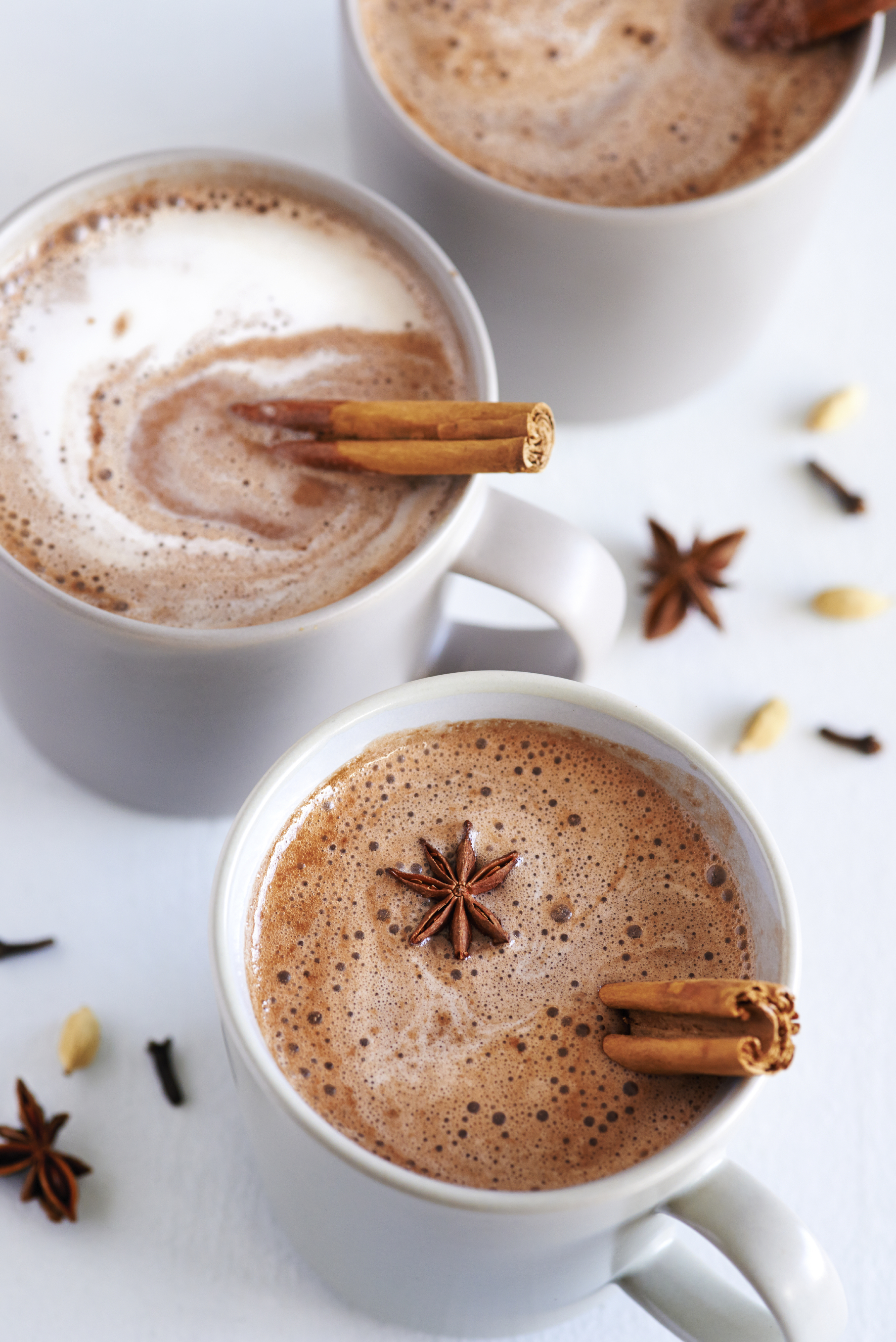 Spiced Chai Latte Recipe List - SaleWhale.ca