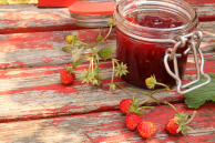 Classic Strawberry Jam