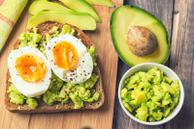 Eggs & Avocado Toast Recipe