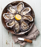 Steamed Oysters Recipe