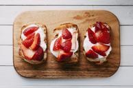 Strawberry Toast Recipe