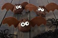 Halloween Chocolate Bats