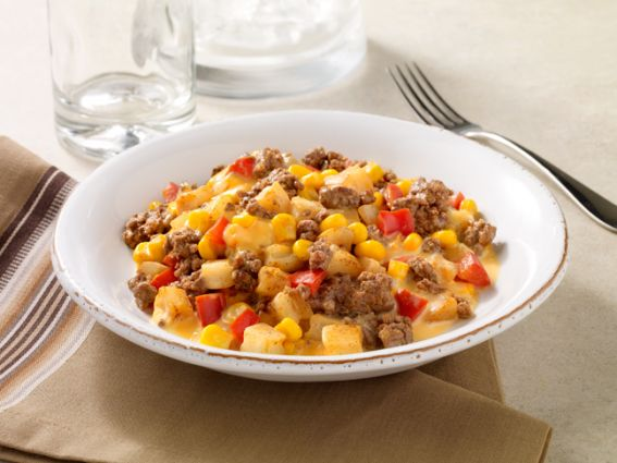 Beef and Potatoes Recipe