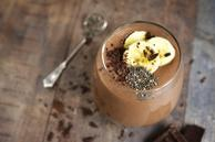 Choco-Banana Smoothie Recipe