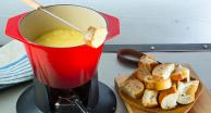 Almond Cheese Fondue Recipes Recipe
