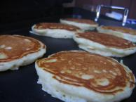 Cinnamon Orange Pancakes Recipe
