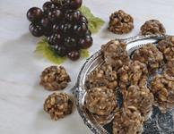Dark Chocolate and Nut Clusters Recipe