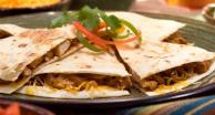 Taco Chicken Quesadillas Recipe
