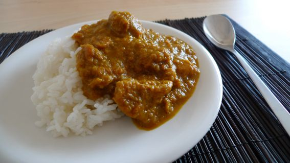 Japanese Indian Curry Recipe