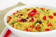 Couscous Chick Pea Salad