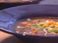 Old World Vegetable Soup Recipe
