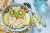 Owl Oatmeal Recipe