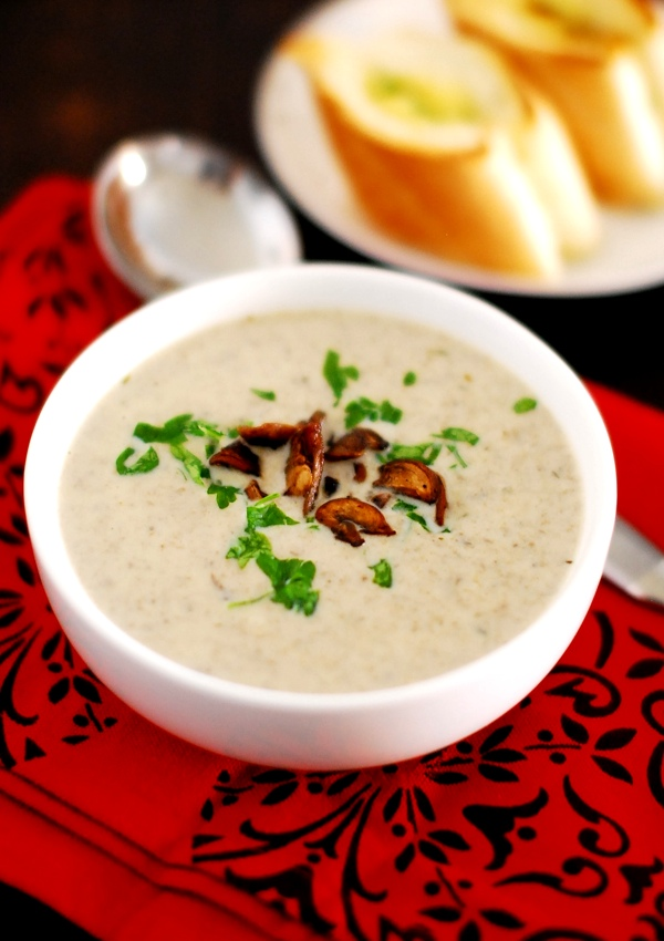 Cream Of Mushroom Soup Recipe List - SaleWhale.ca