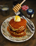 Lemon Yogurt Pancake Recipe
