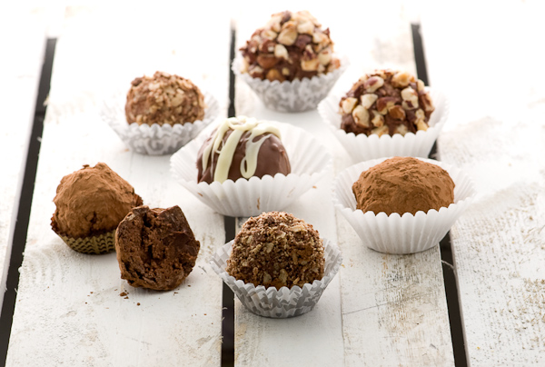 Nutella Chocolate Truffles Recipe List - SaleWhale.ca