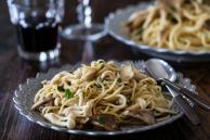 Garlic Noodles with Miso Butter Recipe