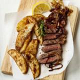 Fiery Steak Frites Recipe