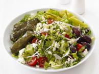 Greek Dinner Salad Recipe