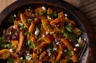 Roasted Butternut Squash with Craisins® Dried Cranberries