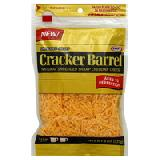 Cracker Barrel Shredded 4 Cheese Italiano Cheese