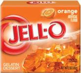 Jell-O Orange Jelly Powder