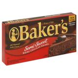 Baker's Semi-Sweet Chocolate