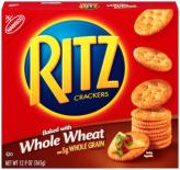 Ritz Crackers Baked with Whole Grain