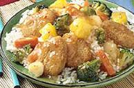 Veggie Sweet And Sour Chik'n