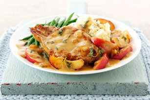pork chops with apple cider sauce sponsored by try our easy pork chop ...