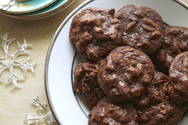 BAKER'S One-Bowl Chocolate Chunk Cookies Recipe List - SaleWhale.ca