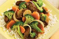 Sizzling Asian Beef Stir-Fry