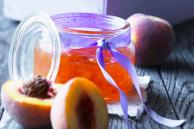 Cooked Peach Jam - CERTO Crystals