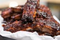 Oven-Baked Sticky Ribs