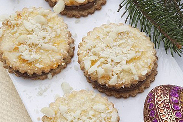 macadamia shortbread cookies sponsored by these shortbread cookies are ...