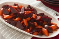 Roasted Beets & Carrots
