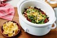Slow-Cooker Easy Mexican Party Dip