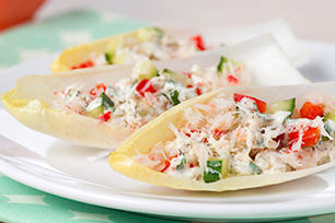 Crab Endive Boats Recipe List - SaleWhale.ca
