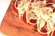 Herbed Tomato Cheese Bread