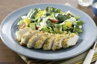 Parmesan and Panko Crusted Chicken